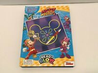 Disney Mickey & Roadster Racers Read & Glow Learn to Draw Light Up Pad Markers