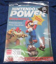 2012 Nintendo Power Magazine #285 Wii New Super Mario Bros. Sealed U. NewsStand