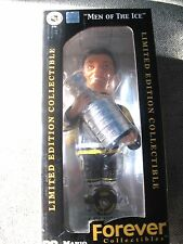 MARIO LEMIEUX PITTSBURGH PENGUINS STAN  Bobblehead HAND PAINTED LIMITED EDITION