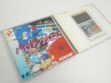 PARODIUS DA! Item Ref/bbc PC-Engine Hu PCE Grafx Konami Japan Game Video pe