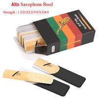 10 pz/pacco Tradizionale Sax Alto Ance Sassofono 1.5 2 2.5 3 3.5 4 Reed