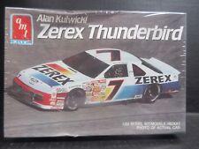 Amt Zerex Thunderbird # 7 Alan Kulwicki Stock Car Model Kit #6739
