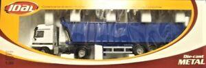 Joal 363 Mercedes-Benz Actros Semi-Tractor w/Dump Trailer 1/50 Die-cast MIB