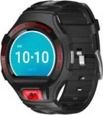Smartwatch Alcatel GO SM03 3.1 cm 1.22 Zoll Schwarz, Rot _ NEU