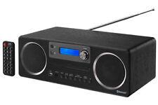 JVC RD-D70 CD Player DAB FM Radio Bluetooth USB AUX Hi-Fi Compact Stereo System