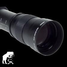 Dörr Zoom-Teleobjektiv 420-800mm/8,3 T2 per Canon Eos M3,M5,M10,M50