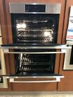 """Hbl8651uc-bosch 30"""" Double Wall Oven Display Model photo"""