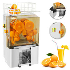 More details for electric commercial orange juicer squeezer juice machine stainless steel 20-25pc