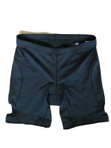 Women's Sugoi Bicycle Padded Cycling Shorts Black Nylon Spandex Sz Medium