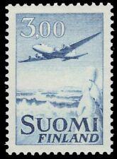 "FINLAND C9a (Mi579i) - Douglas DC-6 Plane ""1963 Printing"" (pf53195)"