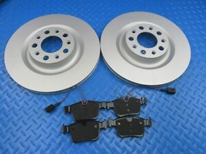 Alfa Romeo Stelvio rear brake pads and rotors #9043