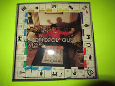 """MONOPOLY QUEEN  7"""" 45 PIC SLEEVE PICTURE SUB POP BOYD RICE"""