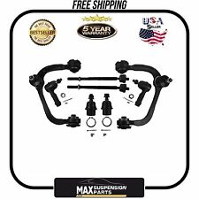 Inner And Outer Rack Ends Upper Control Arms Lower Ball Joints 5 YEARS WARRANTY