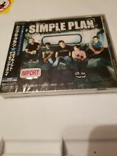 SIMPLE PLAN STILL NOT GETTING ANY JAPANESE IMPORT FACTORY SEALED CD USA seller