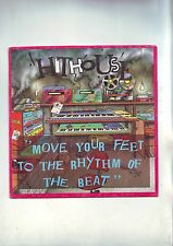 pochette de 45 tours (pas de disque ) hithouse - move your feet to the rhythm ..