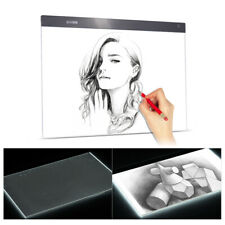 A2 LED Light Box Drawing Tracing Tracer Copy Board Table Pad Panel B6R8