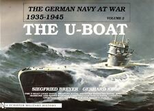Book - The German Navy at War: Vol. II • The U-Boat