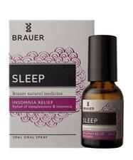 Brauer Sleep Insomnia Relief Oral Spray 20ml