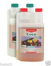 Canna Coco A & B 1 litre Plant Coco Nutrient For Grow And Bloom