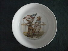 Vinage Holly Hobbie Child Bowl American Greetings Oneida Deluxe Cereal Bowl Euc