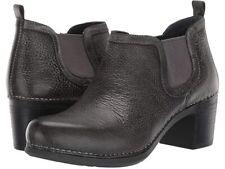 Dansko Women's Harlene Ankle Boot - Charcoal Distressed