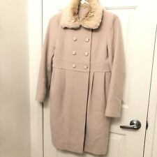 Kawaii Japanese Women's Fashion Long Winter Coat Jacket Size S/M