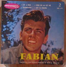FABIAN I'm a man