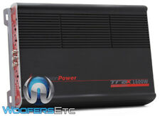 PRECISION POWER TRAX4.1600D 4CHANNEL 1600W COMPONENT SPEAKERS TWEETERS AMPLIFIER