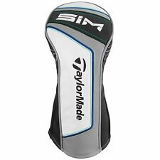 TaylorMade Golf 2020 SIM Driver Head Cover - Black/White/Blue