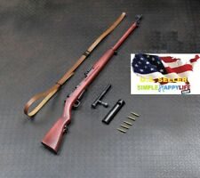 1/6 Ti-Lite T8007 Arisaka Type 38 Rifle Metal WWII Japan Soldier Weapon ❶❶USA❶❶