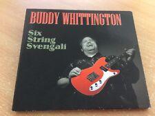 BUDDY WHITTINGTON SIX STRING SVENGALI (2008) CD ALBUM C12