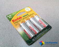 Kodak Ni-MH KAARPC 10X4 (40 Batteries) Pack Pre-Charged Rechargeable Batteries