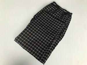Calvin Klein Men's Cotton CK Black Pyjama Bottom/Pants Plaid Check L RRP £45