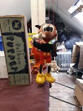 Pelham puppet  Mickey mouse  1953 hand made in England  Boxed