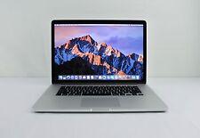 "15"" Apple MacBook Pro Retina 2014 2.8GHz Quad-Core i7 16GB RAM 512GB + WARRANTY!"