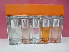 NIB Clinique A Little Happiness 5 Perfume Gift Set (Happy Fragrances)