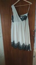 JANE NORMAN ladies cocktail dress, NUDE,size 16,new with tag,shop price £60!!!