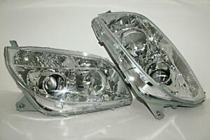 06- DAIHATSU Nautica Terios TOYOTA Rush Electric HeadLights  Front Lamps SET