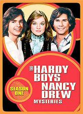The Hardy Boys Nancy Drew Mysteries: Season One 1 (DVD Set) BRAND NEW