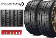 2 X New Pirelli PZero 275/40ZR20 106Y XL High Performance Tires