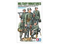 Tamiya 35371 WWII German Mid-WWII Infantry Set 1/35 Scale Plastic Model Figures