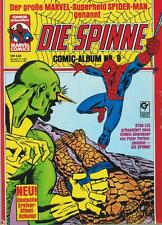 Die Spinne - Comic Album 9 (Z1-2), Condor