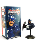 Dynamic Forces Captain America Silver Age Mini Bust Artist Proof New In Box