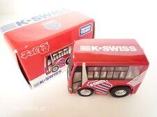 Choro Q TAKARA TOMY K SWISS BUS not for sale Pull Back Car Rare NEW F/S