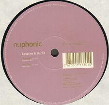 LACARNO & BURNS - Départ / Nova - Nuphonic