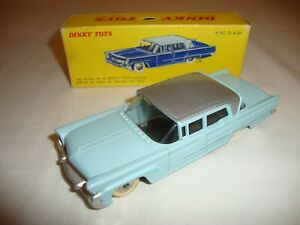 """FRENCH DINKY 532 LINCOLN """"PREMIERE"""" - EXCELLENT in original BOX"""