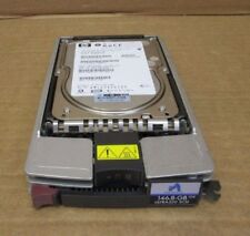 HP BD1468856B 146.8GB 10K RPM Wide U320 3.5 SCSI Atlas Hard Drive 365695-002