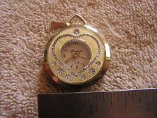 Vintage Lucerne Pendant Watch Heart