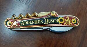Anheuser BuschStanhope multi tool Bartender Knife