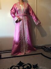 Moroccan Caftan.Hand Embrodered